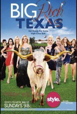 Affiche Big Rich Texas