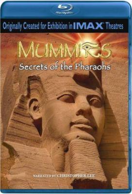 Affiche IMAX Mummies: Secrets of the Pharaohs