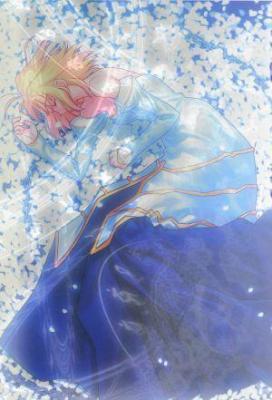 Affiche Shingetsutan Tsukihime