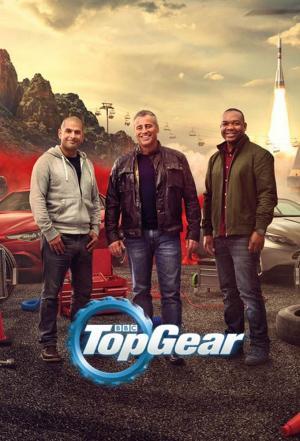 Affiche Top Gear