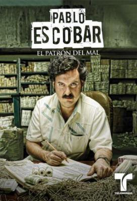 Affiche Pablo Escobar: el patrón del mal