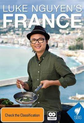 Affiche Luke Nguyen's France