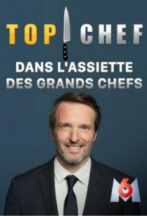 affiche Top Chef France - Dans l'assiette des grands chefs
