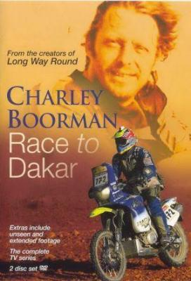 Affiche Race to Dakar
