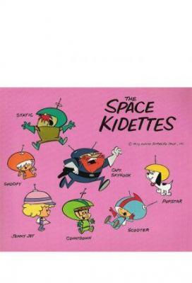 Affiche Space Kidettes