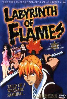 Affiche Labyrinth Of Flames