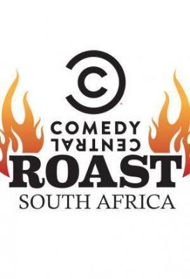 Affiche Comedy Central Roast South Africa