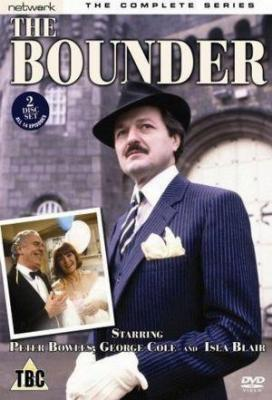 Affiche The Bounder