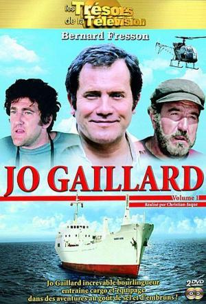 Affiche Jo Gaillard