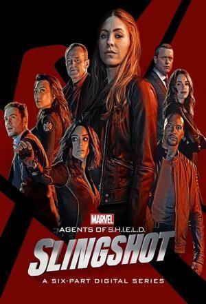 Affiche Agents of S.H.I.E.L.D.: Slingshot