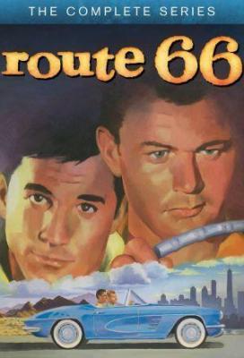 Affiche Route 66