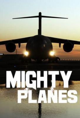 Affiche Mighty Planes