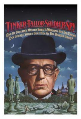 Affiche Tinker, Tailor, Soldier, Spy