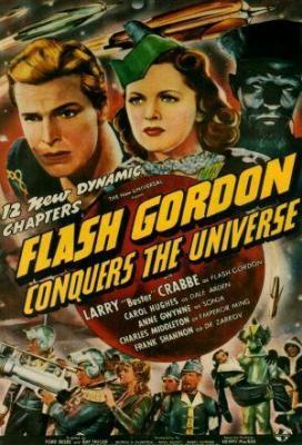 Affiche Flash Gordon Conquers the Universe