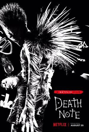 Affiche Death Note (2017)