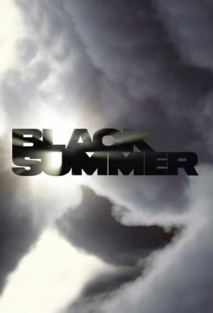 Affiche Black Summer