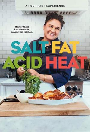 Affiche Sel, gras, acide, chaleur