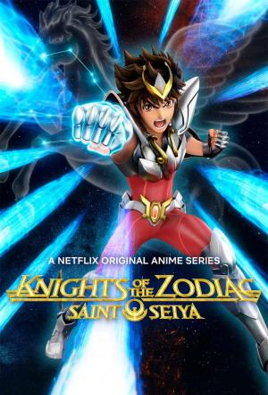 Affiche SAINT SEIYA : Les Chevaliers du Zodiaque