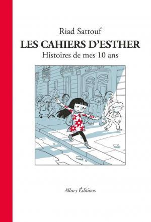 Affiche Les cahiers d'Esther