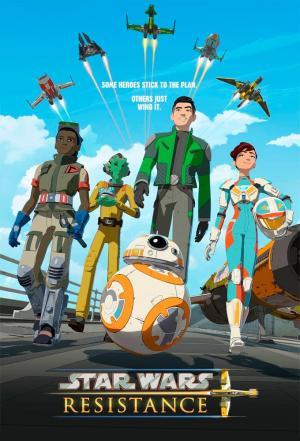 Affiche Star Wars Resistance