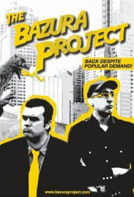 Affiche The Bazura Project