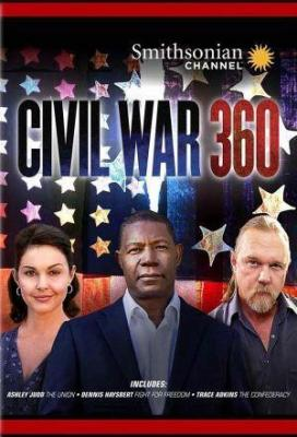 Affiche Civil War 360