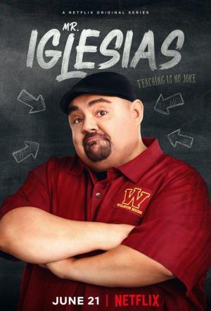 Affiche Mr. Iglesias