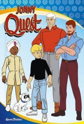 Affiche Jonny Quest