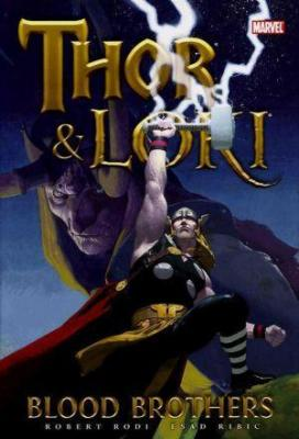 Affiche Thor & Loki: Blood Brothers