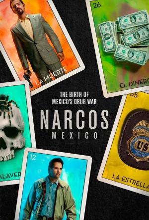 Affiche Narcos: Mexico