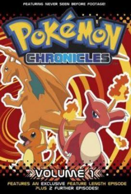 Affiche Pokémon Chronicles