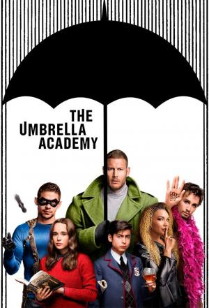 Affiche Umbrella Academy