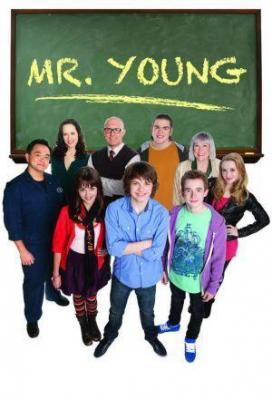 Affiche Mr. Young
