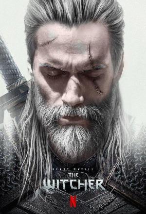 Affiche The Witcher (2019)