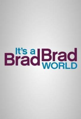 Affiche It's a Brad Brad World