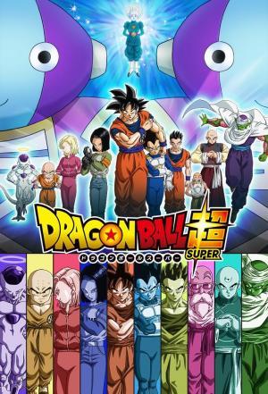 Affiche Dragon Ball Super Kai