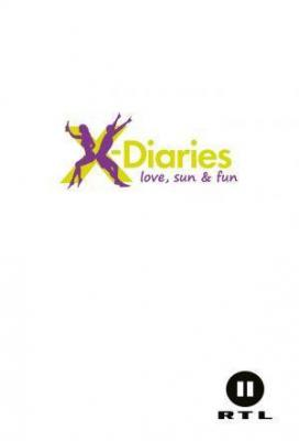 Affiche X-Diaries - love, sun & fun