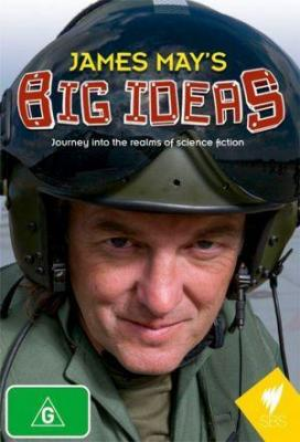 Affiche James May's Big Ideas