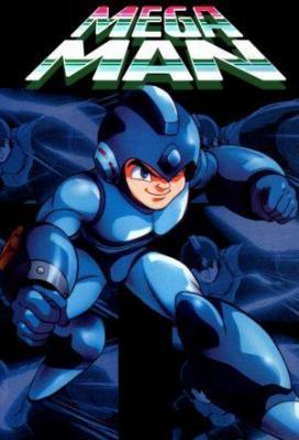 Affiche Mega Man