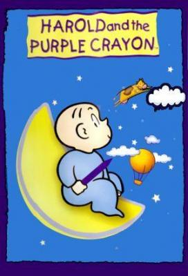 Affiche Harold and the Purple Crayon