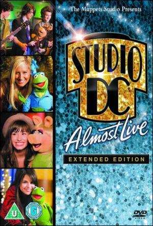 affiche Studio DC - Almost Live