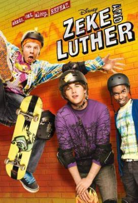 Affiche Zeke & Luther