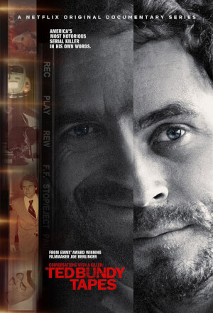 Affiche Conversations With A Killer: The Ted Bundy Tapes