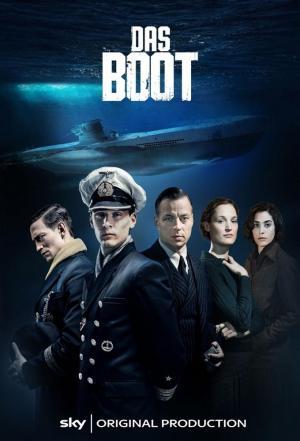 Affiche Das Boot (2018)