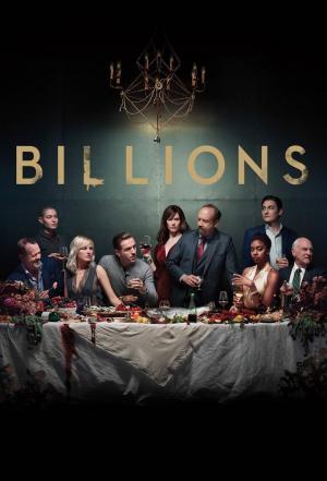 Affiche Billions