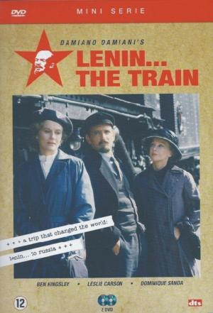 affiche Lenin: The Train