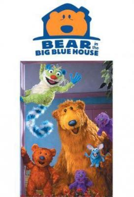 Affiche Bear in the Big Blue House
