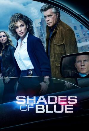 Affiche Shades of Blue