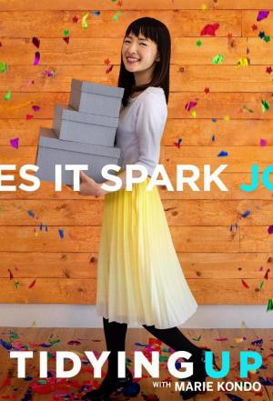 Affiche Tidying Up with Marie Kondo