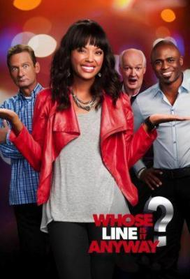 Affiche Whose Line is it Anyway?